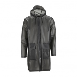 Veste longue hooded coat Rains