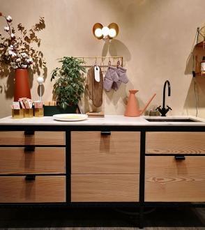 Studio Kitchen - Unit A