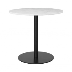 Table Gubi 1.0 Dining - Ronde - Ø80