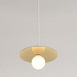Suspension disc and sphere horizontal disc Atelier Areti