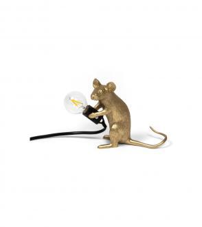 Lampe à poser Mouse - Sitting - Seletti