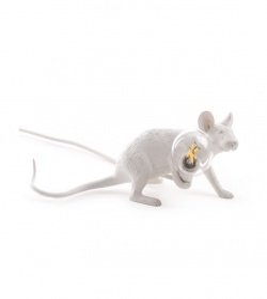 Lampe à poser Mouse - Lying down - Lop