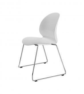 Chaise N02-20 - Blanc Cassé