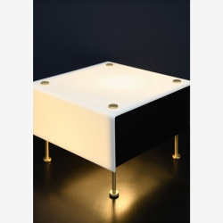 Lampe de Table G60 - Small - Sammode - Blou