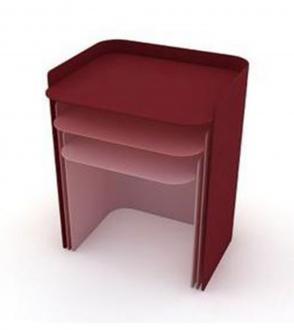Table basse Flor - H 49,5 cm