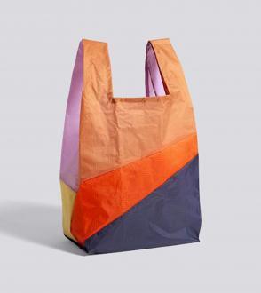 Six- color bag