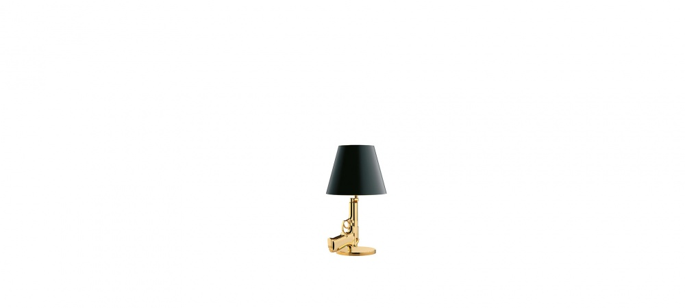 Lampe de table Bedside Guns