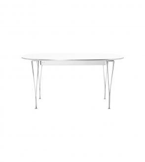 Table extensible - Super-Elliptical 100x180/300 - B619
