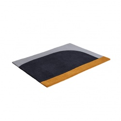 Tapis Rugs Ocre 103x130 cm