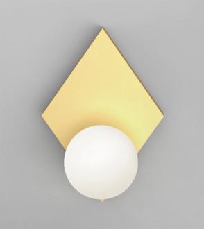 Applique perspective variation - rhombus shape