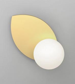 Applique perspective variation - leaf shape