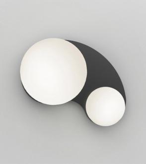 Applique perspective variation - bean shape