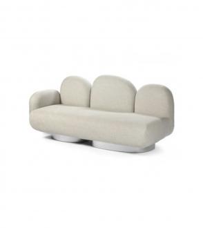 Canapé Assemble 3 places avec un accoudoir