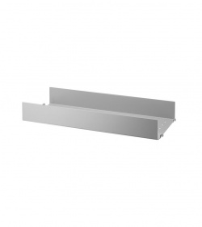 Etagère high edge métal 58x20 à l'unité