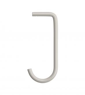 Crochet pour étagères String en métal (par 5) - Système String