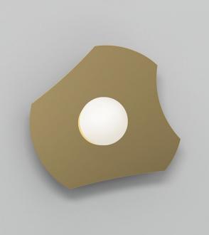Applique Disc and sphere - revisité 2