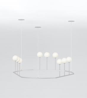 Suspension Standing Globes