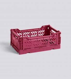 Caisse en plastique / colour crate