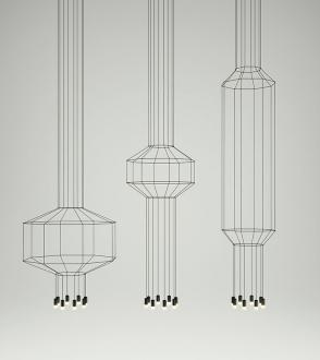 Suspension Wireflow - 310
