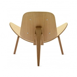 Fauteuil Shell Chair CH07
