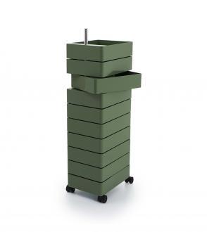 Container 360° - 10 tiroirs