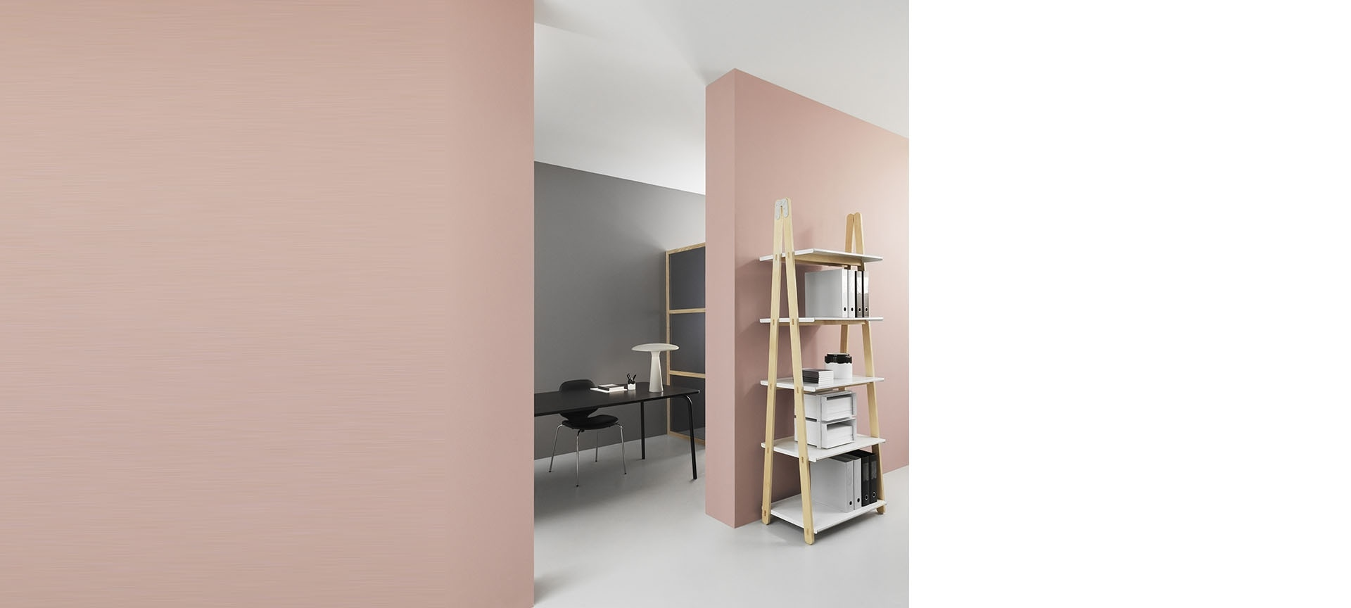 Tag res one step up bookcase high normann copenhagen blou paris - Normann copenhagen paris ...