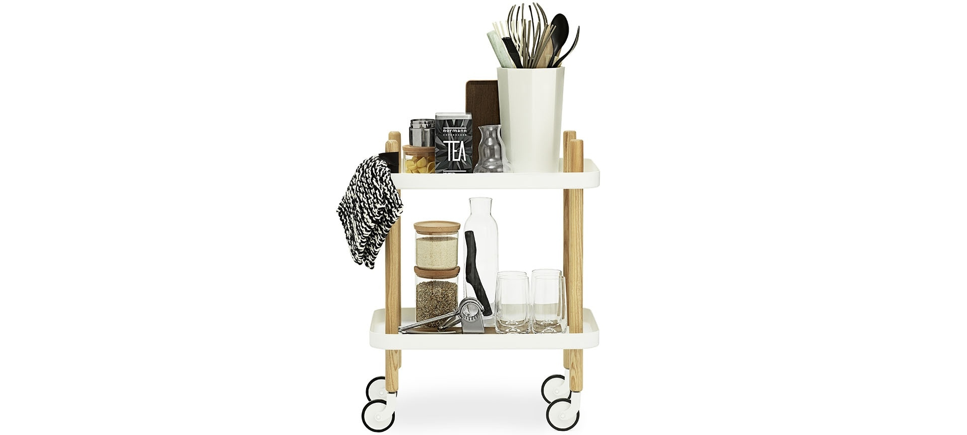 Desserte block table h64cm normann copenhagen blou paris - Normann copenhagen paris ...