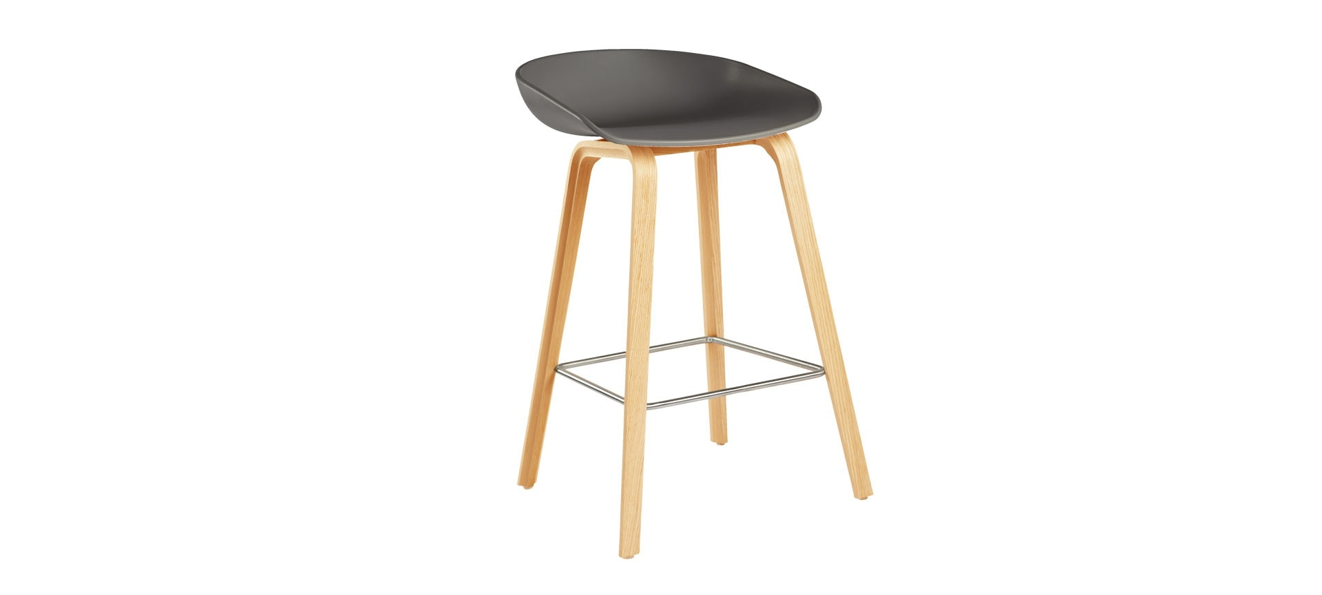 tabouret about a stool aas32 65cm hay hay blou paris tabouret hay about a stool. Black Bedroom Furniture Sets. Home Design Ideas