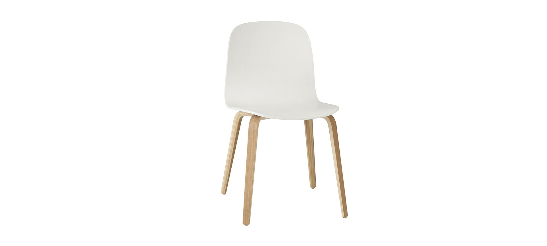 Chaise pied bois for Chaise cuir pied bois