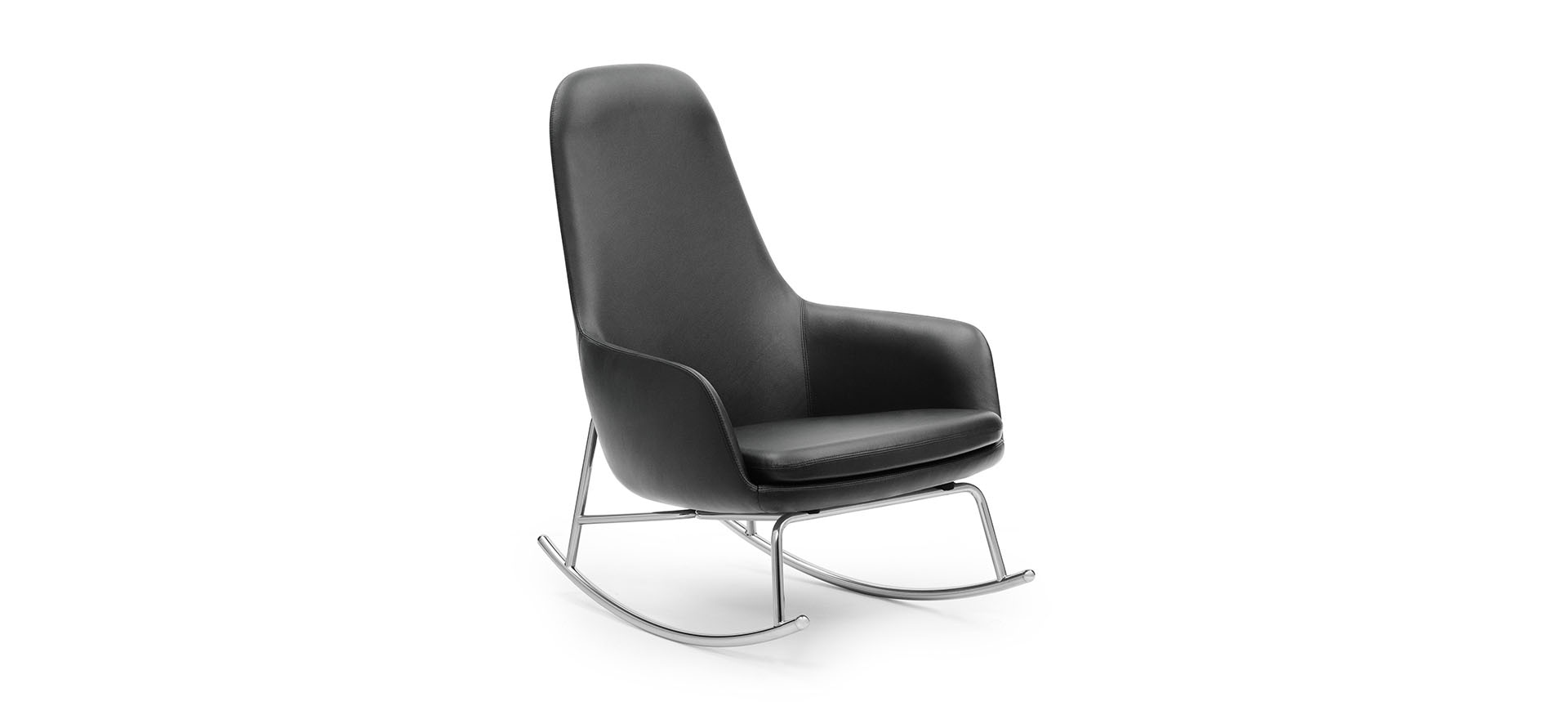 rocking chair era haut normann copenhagen blou. Black Bedroom Furniture Sets. Home Design Ideas