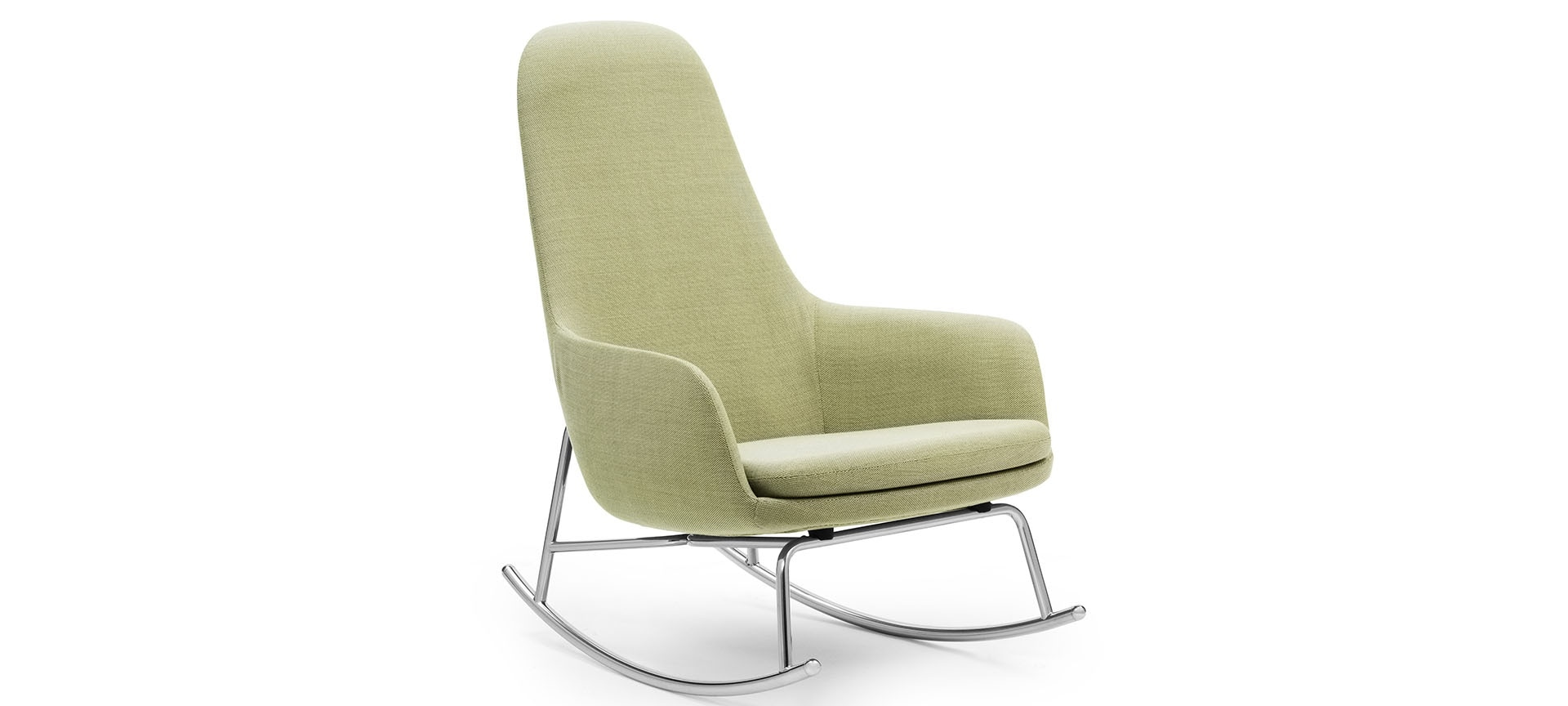 Rocking chair haut era normann copenhagen blou paris - Normann copenhagen paris ...