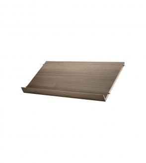 Porte revue bois 78cm