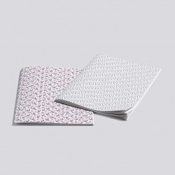 Line dot notebook