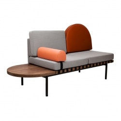 Canapé Daybed Grid Petite Friture