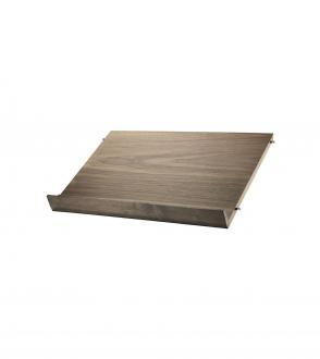 Porte revue bois 58cm