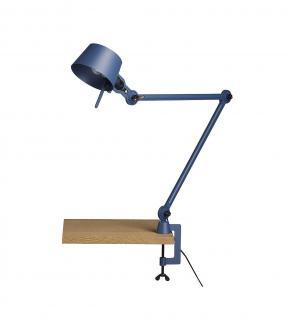 Lampe de bureau 2 bras avec pince - Bolt desk