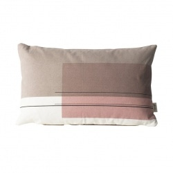 Coussin Colour Block - 40x25 - S4