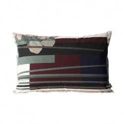 Coussin Colour Block - 60x40 - L3