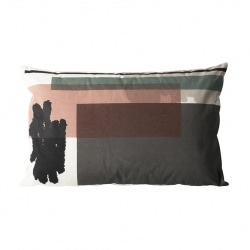Coussin Colour Block - 60x40 - L4