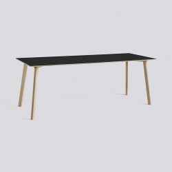 Table Copenhague deux 200x75