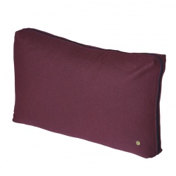 Coussin laine Wool cushion 60x40cm