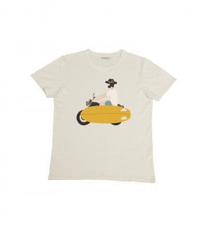 Teeshirt Motorbike