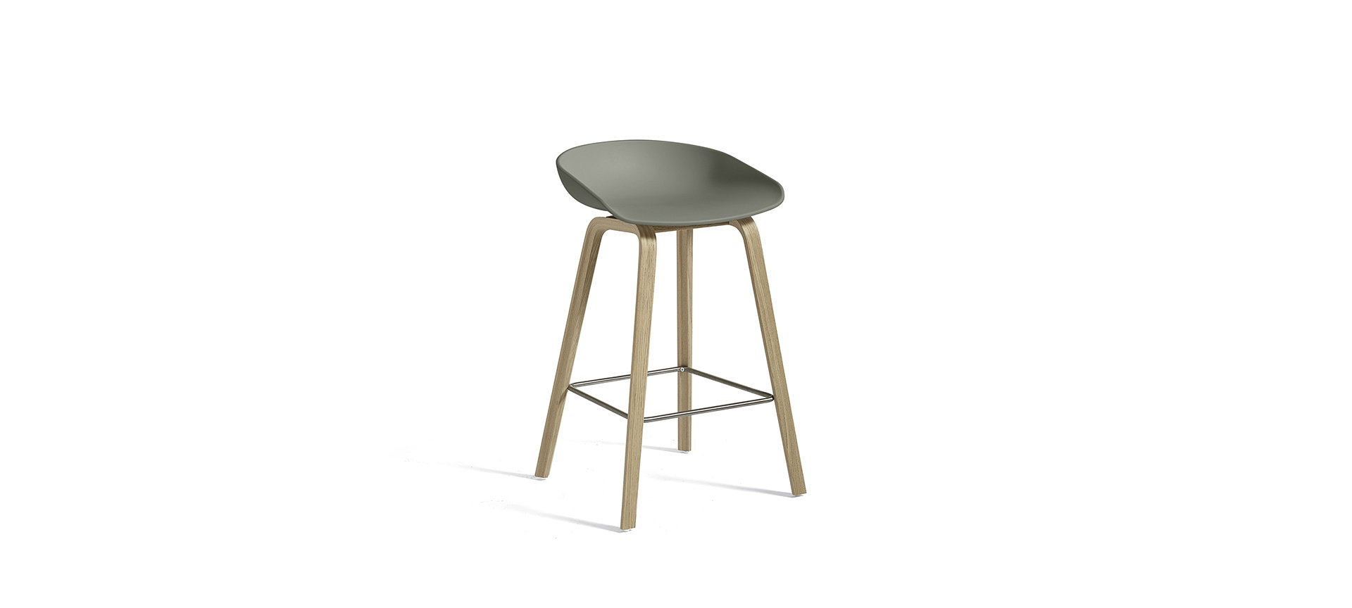 Tabouret about a stool aas32 65cm hay hay blou paris - Tabouret hay about a stool ...