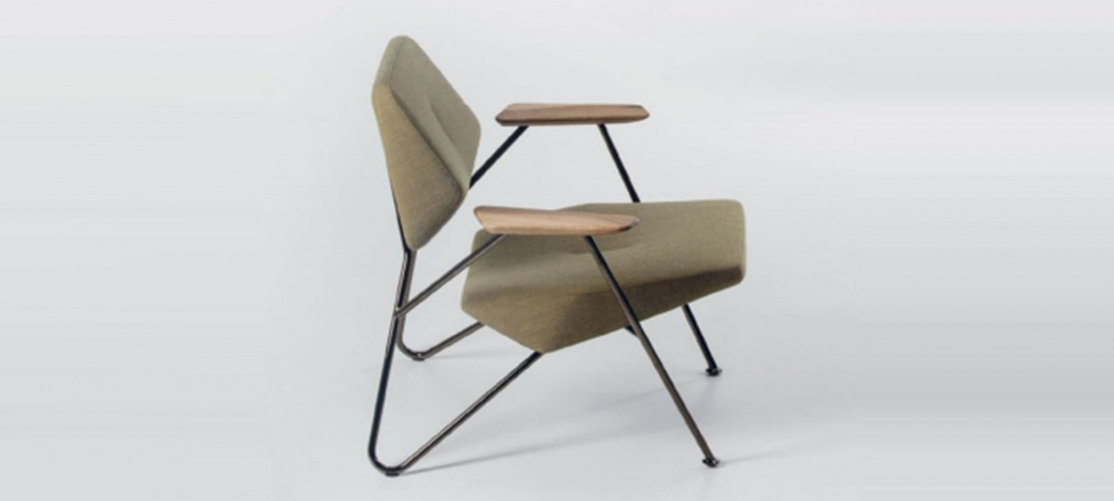 Fauteuil Polygon M