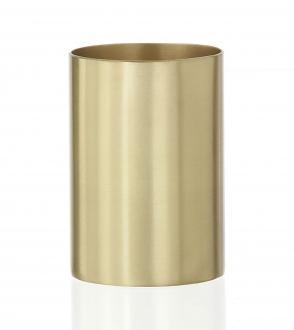 Petit pot à crayon Brass cup