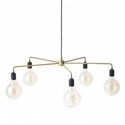 Suspension Chandelier Chambers 96cm - Tribeca