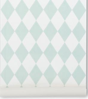 Papier peint Harlequin