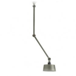 Suspension a 2 bras Bolt Ceiling Lamp Underfit