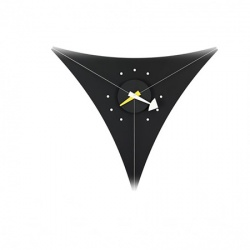 Horloge murale / Wall Clocks - Triangle Clock