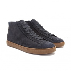 Chaussure Bradley Mid Waxed Suede - AH17